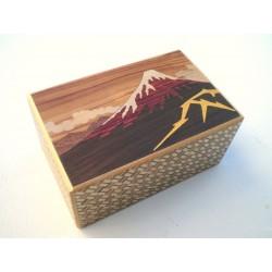 Boîte 21 mouvements / 5 suns Fuji Kamina